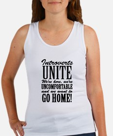 Introverted Introverts Tank Top