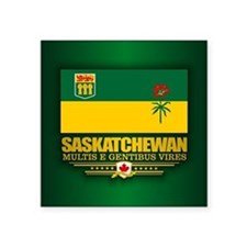 Saskatchewan Flag Sticker