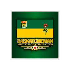 Saskatchewan Flag Sticker