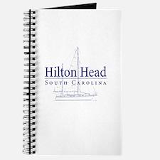 Hilton Head Sailboat - Journal
