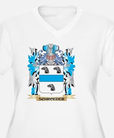 Schroeder Coat of Arms - Family Plus Size T-Shirt