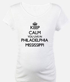 Keep calm you live in Philadelph Shirt