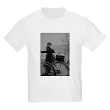 Arc de Triomphe Paris Champs Elysees Lomo T-Shirt