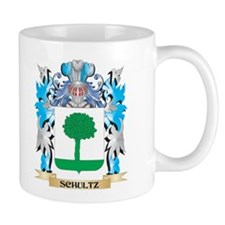 Schultz Coat of Arms - Family Crest Mugs
