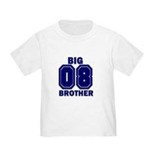 big brother in 2008 T-Shirt