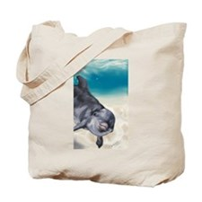 Dolphin Smile Tote Bag