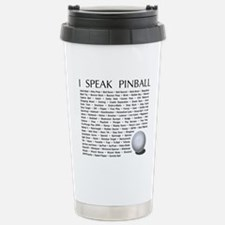 Cute Pinball Travel Mug