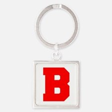 B-Fre red Keychains