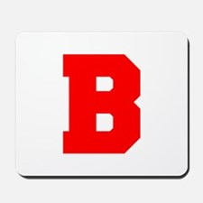 B-Fre red Mousepad