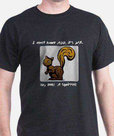 'ADD Squirrel' T-Shirt