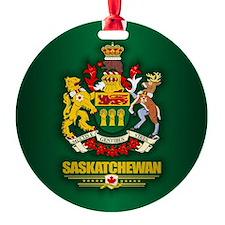 Saskatchewan COA Ornament