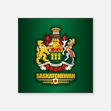 Saskatchewan COA Sticker