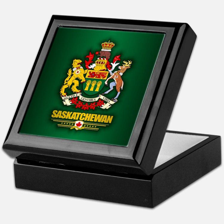 Saskatchewan COA Keepsake Box