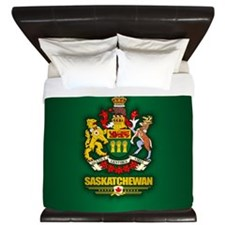 Saskatchewan COA King Duvet