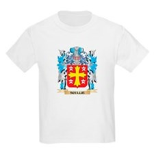 Scullie Coat of Arms - Family Crest T-Shirt