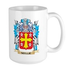 Scullie Coat of Arms - Family Crest Mugs