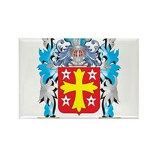 Scullie Coat of Arms - Family Crest Magnets