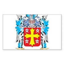 Scullie Coat of Arms - Family Crest Decal