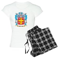 Scullie Coat of Arms - Fami Pajamas