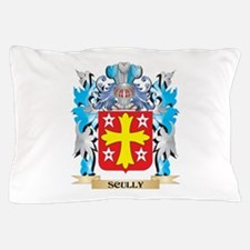 Scully Coat of Arms - Family Crest Pillow Case