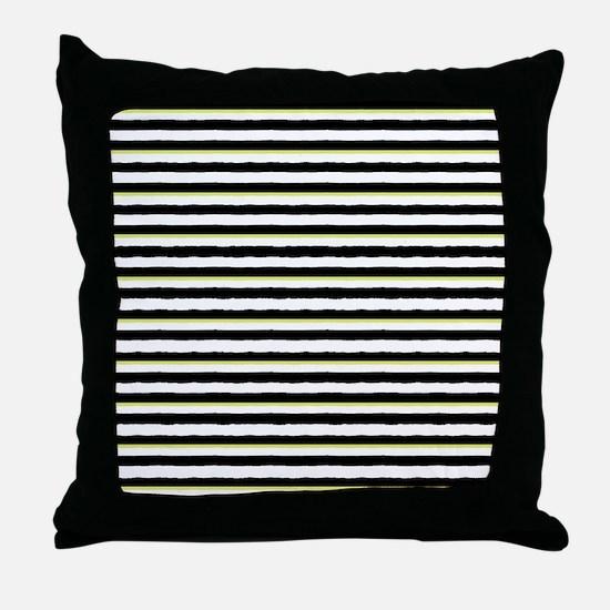 Unique Contemporary Throw Pillow