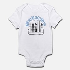 New Kid in the Line Up Onesie
