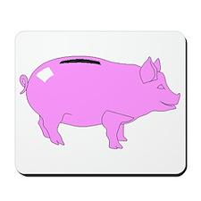 Piggy Bank Mousepad