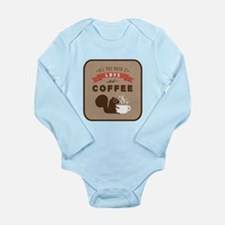 All You Need is Love a Long Sleeve Infant Bodysuit