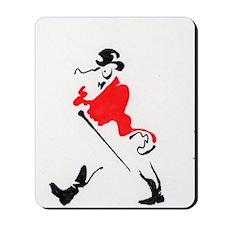 Johnny Walker Croc Mousepad