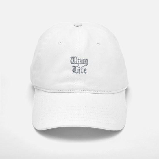 Diamond Bling THUG LIFE Baseball Baseball Baseball Cap