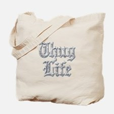 Diamond Bling THUG LIFE Tote Bag