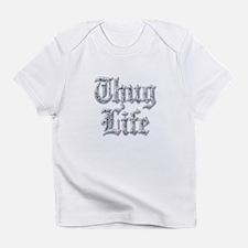 Diamond Bling THUG LIFE Infant T-Shirt