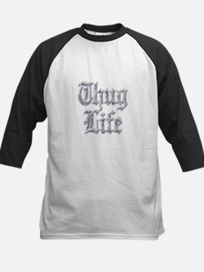 Diamond Bling THUG LIFE Baseball Jersey