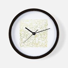 Unique Durable Wall Clock