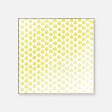 """Cool Be cool. be stylish. bee brave! Square Sticker 3"""" x 3"""""""