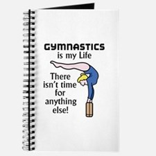 Gymnastics Is My Life Journal