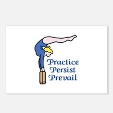 Practice Postcards (Package of 8)