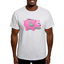 Locked Piggy Bank T-Shirt
