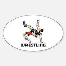 Wrestling Decal