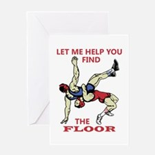 Let Me Help You Greeting Cards