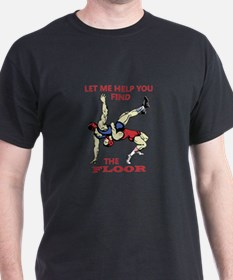 Let Me Help You T-Shirt