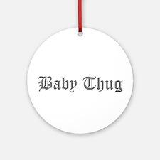 Baby Thug (gangsta thug life hip hop rap boy girl)