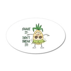 Shake It Wall Decal