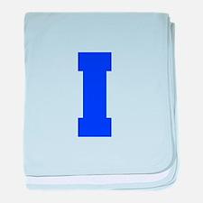 I-Fre blue baby blanket