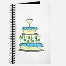 WEDDING CAKE Journal