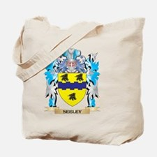 Seeley Coat of Arms - Family Crest Tote Bag