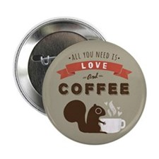 "All You Need is Love and Co 2.25"" Button (10 pack)"