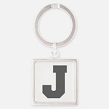 J-Fre gray Keychains