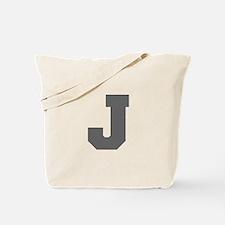J-Fre gray Tote Bag