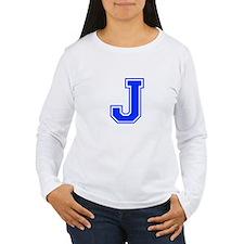 J-Var blue Long Sleeve T-Shirt